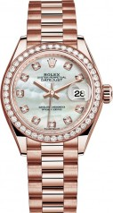 Rolex » Datejust » Datejust 28 mm Everose Gold » 279135rbr-0010