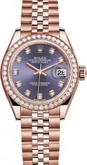 Rolex » Datejust » Datejust 28 mm Everose Gold » 279135rbr-0011