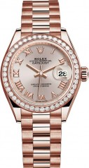 Rolex » Datejust » Datejust 28 mm Everose Gold » 279135rbr-0013