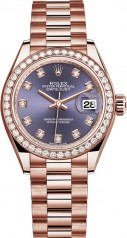 Rolex » Datejust » Datejust 28 mm Everose Gold » 279135rbr-0020