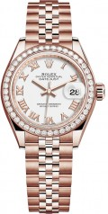 Rolex » Datejust » Datejust 28 mm Everose Gold » 279135rbr-0024