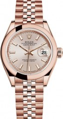 Rolex » Datejust » Datejust 28 mm Everose Gold » 279165-0003