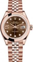 Rolex » Datejust » Datejust 28 mm Everose Gold » 279165-0004