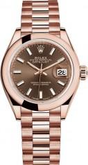 Rolex » Datejust » Datejust 28 mm Everose Gold » 279165-0007