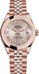 Rolex » Datejust » Datejust 28 mm Everose Gold » 279165-0010