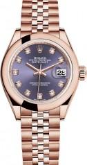 Rolex » Datejust » Datejust 28 mm Everose Gold » 279165-0020