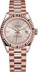 Rolex » Datejust » Datejust 28 mm Everose Gold » 279175-0001