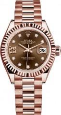 Rolex » Datejust » Datejust 28 mm Everose Gold » 279175-0002