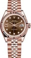 Rolex » Datejust » Datejust 28 mm Everose Gold » 279175-0004