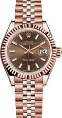 Rolex » Datejust » Datejust 28 mm Everose Gold » 279175-0008