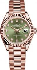 Rolex » Datejust » Datejust 28 mm Everose Gold » 279175-0009