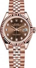 Rolex » Datejust » Datejust 28 mm Everose Gold » 279175-0010