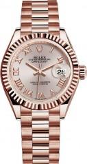 Rolex » Datejust » Datejust 28 mm Everose Gold » 279175-0011