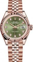 Rolex » Datejust » Datejust 28 mm Everose Gold » 279175-0013