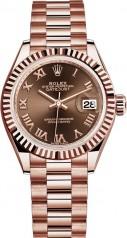 Rolex » Datejust » Datejust 28 mm Everose Gold » 279175-0014