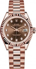 Rolex » Datejust » Datejust 28 mm Everose Gold » 279175-0016