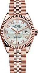 Rolex » Datejust » Datejust 28 mm Everose Gold » 279175-0018