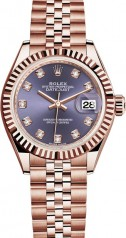 Rolex » Datejust » Datejust 28 mm Everose Gold » 279175-0020