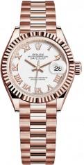 Rolex » Datejust » Datejust 28 mm Everose Gold » 279175-0021