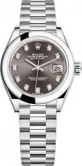 Rolex » Datejust » Datejust 28 mm Platinum » 279166-0011