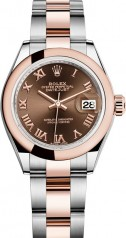 Rolex » Datejust » Datejust 28 mm Steel and Everose Gold » 279161-0010