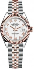 Rolex » Datejust » Datejust 28 mm Steel and Everose Gold » 279171-0021