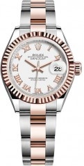 Rolex » Datejust » Datejust 28 mm Steel and Everose Gold » 279171-0022