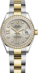 Rolex » Datejust » Datejust 28 mm Steel and Yellow Gold » 279383rbr-0004