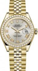 Rolex » Datejust » Datejust 28 mm Yellow Gold » 279138rbr-0018