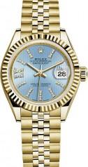 Rolex » Datejust » Datejust 28 mm Yellow Gold » 279178-0010