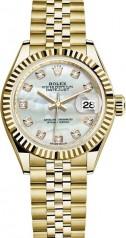 Rolex » Datejust » Datejust 28 mm Yellow Gold » 279178-0026