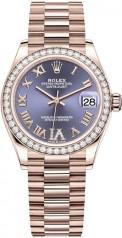 Rolex » Datejust » Datejust 31mm Everose Gold » 278285rbr-0023