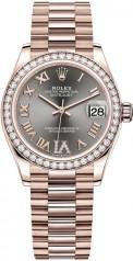 Rolex » Datejust » Datejust 31mm Everose Gold » 278285rbr-0027