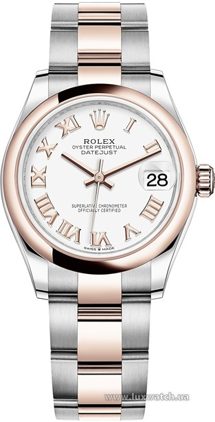 Rolex » Datejust » Datejust 31mm Steel and Everose Gold » 278241-0001