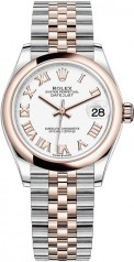 Rolex » Datejust » Datejust 31mm Steel and Everose Gold » 278241-0002