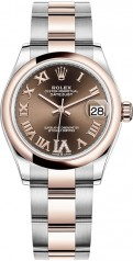 Rolex » Datejust » Datejust 31mm Steel and Everose Gold » 278241-0003