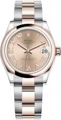 Rolex » Datejust » Datejust 31mm Steel and Everose Gold » 278241-0005