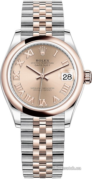 Rolex » Datejust » Datejust 31mm Steel and Everose Gold » 278241-0006