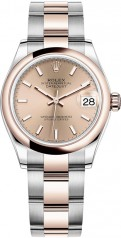 Rolex » Datejust » Datejust 31mm Steel and Everose Gold » 278241-0009