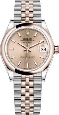 Rolex » Datejust » Datejust 31mm Steel and Everose Gold » 278241-0010
