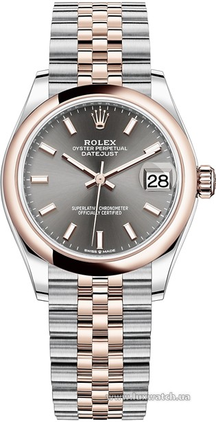 Rolex » Datejust » Datejust 31mm Steel and Everose Gold » 278241-0018