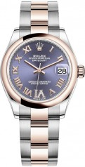 Rolex » Datejust » Datejust 31mm Steel and Everose Gold » 278241-0019