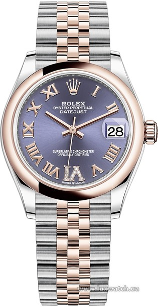 Rolex » Datejust » Datejust 31mm Steel and Everose Gold » 278241-0020