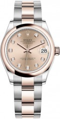 Rolex » Datejust » Datejust 31mm Steel and Everose Gold » 278241-0023