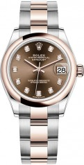 Rolex » Datejust » Datejust 31mm Steel and Everose Gold » 278241-0027