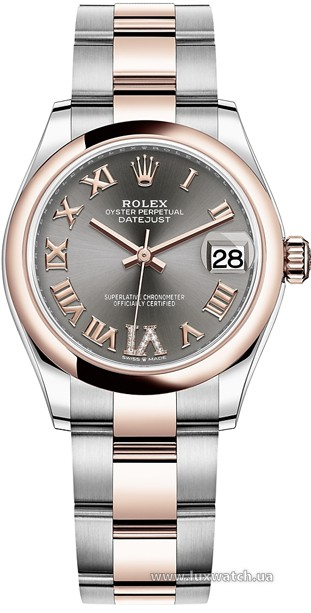 Rolex » Datejust » Datejust 31mm Steel and Everose Gold » 278241-0029