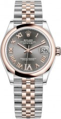 Rolex » Datejust » Datejust 31mm Steel and Everose Gold » 278241-0030