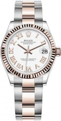 Rolex » Datejust » Datejust 31mm Steel and Everose Gold » 278271-0001