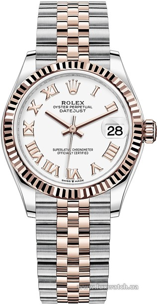 Rolex » Datejust » Datejust 31mm Steel and Everose Gold » 278271-0002