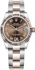 Rolex » Datejust » Datejust 31mm Steel and Everose Gold » 278271-0003